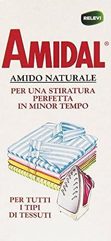 amidal–Amidon naturel, pour tous les types de tissus–250ml
