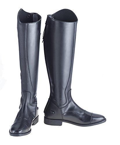 Just tenuta da equitazione stivali Varallo, colore nero/nero