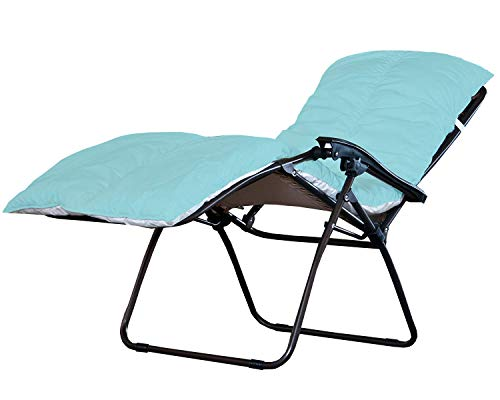 Bedding Direct UK Mehrzweck-Sonnenliege mit Kissenauflage/Schlafmatte, ideal für Festival-Besucher...