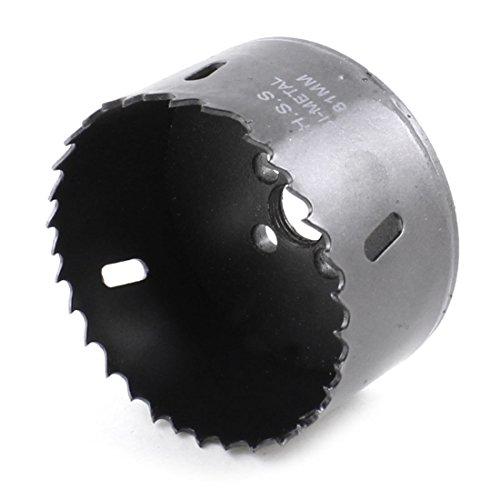 HSS 81 mm Durchmesser, Holz, Aluminiumlegierung, Bimetall Lochsäge Cutting Tool