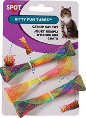 ethischen Pets Kitty Fun Röhren Katze Spielzeug (3Stück)