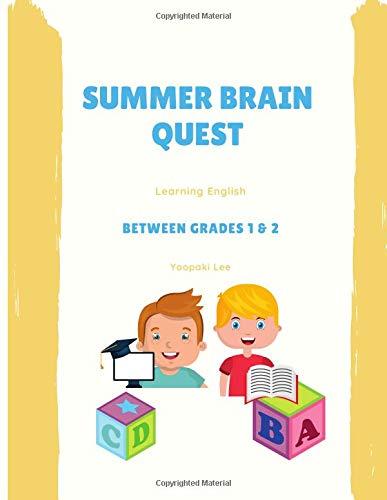 summer brain quest between grades 1 & 2: homeschool preschool curriculum kit (Grade 4 Quest Brain Workbook)