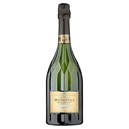 Heidsieck Monopole Cuvee Imperatrice Champagne NV 75cl - (Packung mit 6)