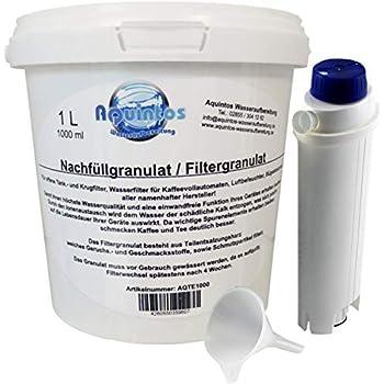 Laurastar In-Ta-Fil Wasserfilter Filter 1 L Refill Filtergranulat Granulat f