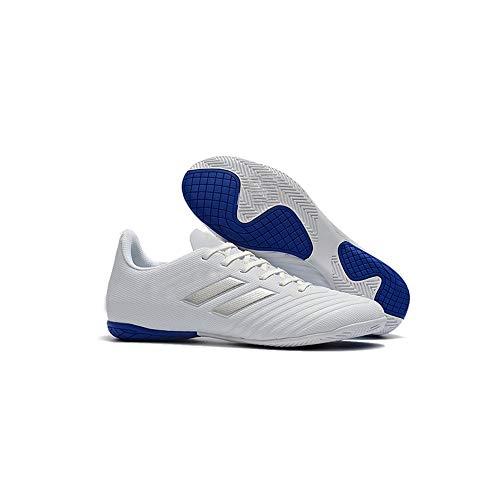 Scarpe da Calcio da Uomo Tacchetti da Allenamento Scarpe da Tennis per Bambini Sneaker Sport 8.5