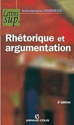 Rhétorique et argumentation (Hors Collection)