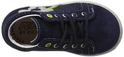 Ricosta - Lissi, Scarpe da ginnastica Bambina Blau (nautic)
