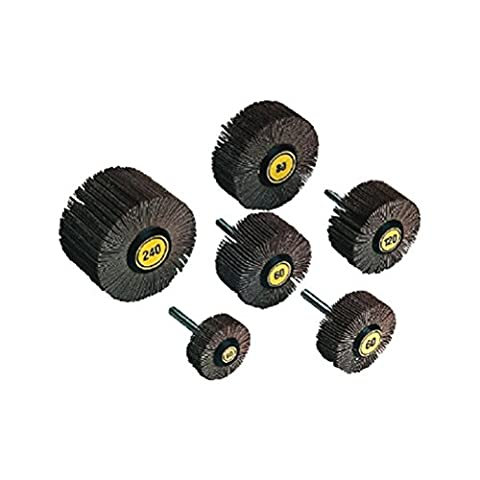 Flap Wheel, Spindle Mount 30x15x6