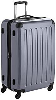 HAUPTSTADTKOFFER - Alex - Luggage Suitcase Hardside Spinner Trolley 4 Wheel Expandable, 75cm, silver (B004ILCRVW) | Amazon price tracker / tracking, Amazon price history charts, Amazon price watches, Amazon price drop alerts