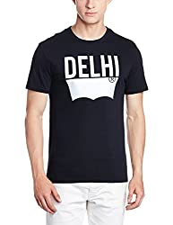 Levis Mens T-Shirt (6902418283195_16961-0236_Small_Black)