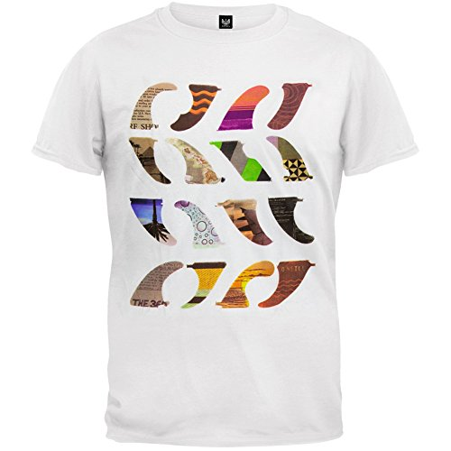 O'Neill Men's Collection SS T Shirt Weiß - Weiß