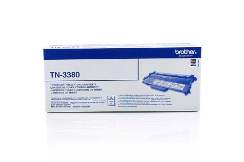 Preisvergleich Produktbild Brother original TN3380 Toner TN 3380 HL5440 5450 4570 6180DW NEU