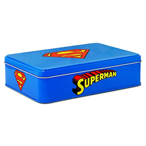 DC Comics - Superman - Sandwichdose Brotdose - ()