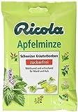 Ricola Apfelminze Schweizer Kräuterbonbons ohne Zucker