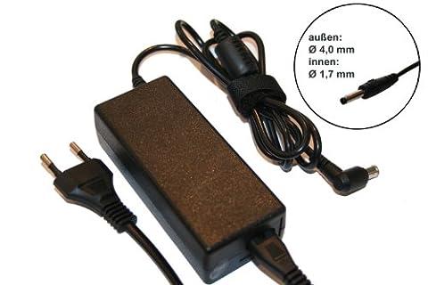 Chargeur 19V, 2.05A, 40W pour ordinateur portable / notebook HP Mini 110, 110c, 210, 2102, remplace HSTNN-DA18, HSTNN-CA18,