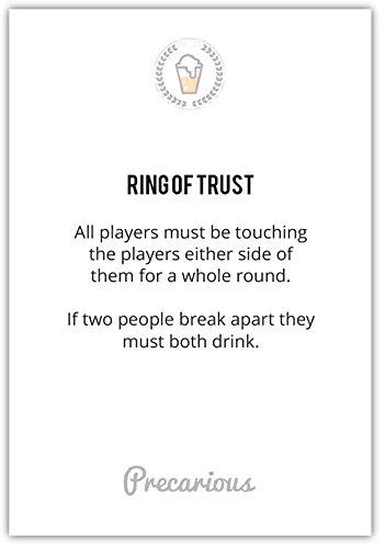 Precarious-Drinking-Game-English-50-Einzigartige-Karten-um-zu-Entscheiden-wer-trinken-muss–Ein-witziges-Party-Spiel