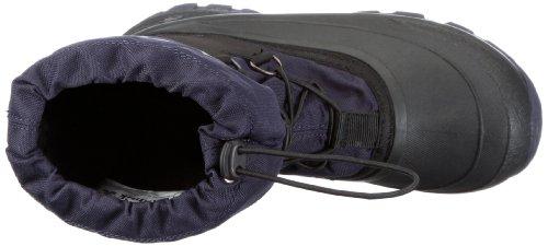 Kamik Southpole2 NK4859-1 Unisex - Kinder Stiefel Blau (Nav)