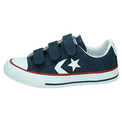 Converse Zapatillas Star Player Ev V Canvas - A2 Azul Marino EU 33