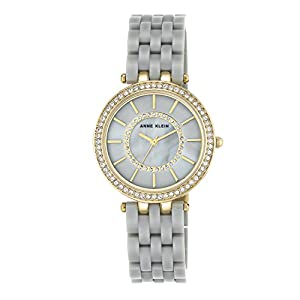Anne Klein Reloj para Mujer AK/N2620GYGB