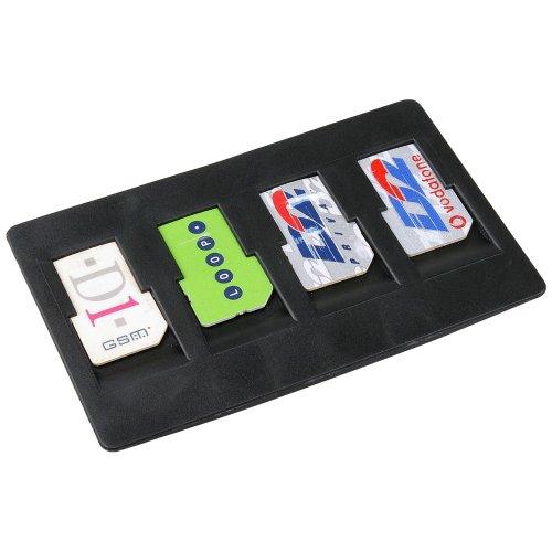 foto-kontor Simkartenhalter Halter für 4 SIM Karten für Palm Treo Pro 850 Centro Treo 500v Treo 650 Treo 680 Treo 750v Palm Centro Treo 680