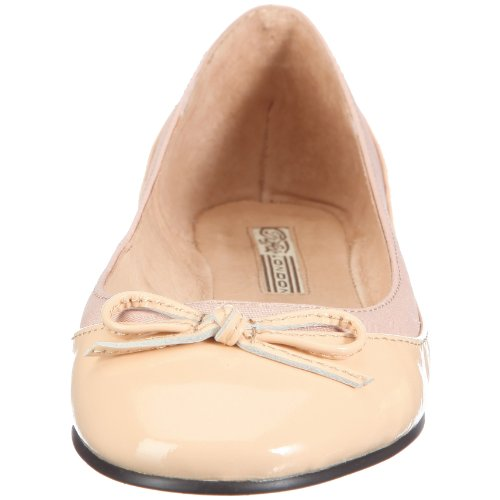 Buffalo 207-3562 Patent Leather, Ballerines femmes Rose (Patent lea rose)