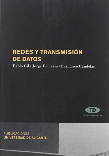 Redes y transmisión de datos (Textos docentes)