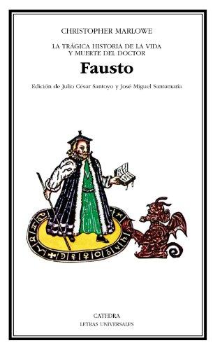 Fausto (Letras Universales) por Christopher Marlowe