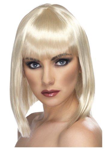 Boland 85761 - Erwachsenenperücke Dance, blond, One Size (Für Perücke Erwachsene Dragon Lady)