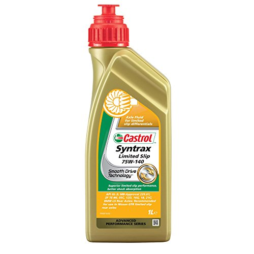 Castrol Syntrax Limited Slip 75W-140 - 1 Liter 75W140 OLIO DIFFERENZIALI