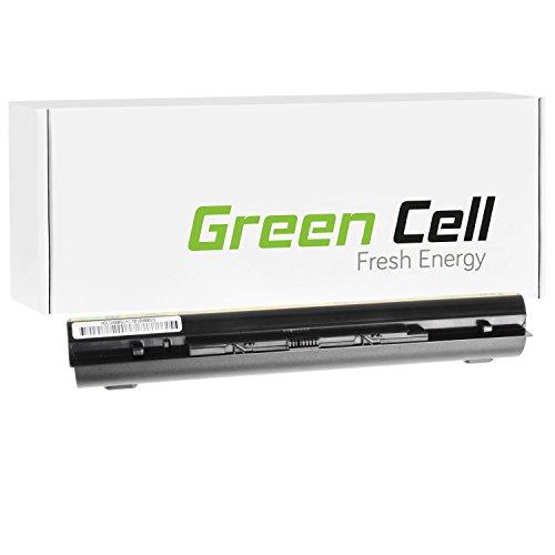 Preisvergleich Produktbild Green Cell® Extended Serie L12L4E01 Akku für Lenovo Laptop (8 Zellen 4400mAh 14.4V Schwarz)