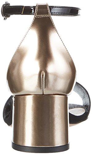 Oxitaly Sevan 110, Sandales Pour Femmes Mehrfarbig (canna Rifle)
