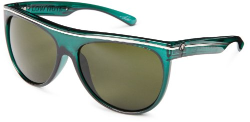 Electric Low Note Sunglasses Midnight Green ~ M Grey