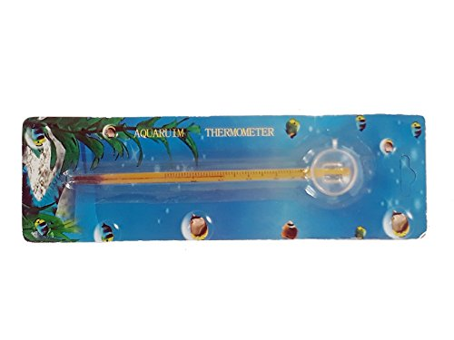 Aquarium Fish Tank thermometer By SRI  available at amazon for Rs.125