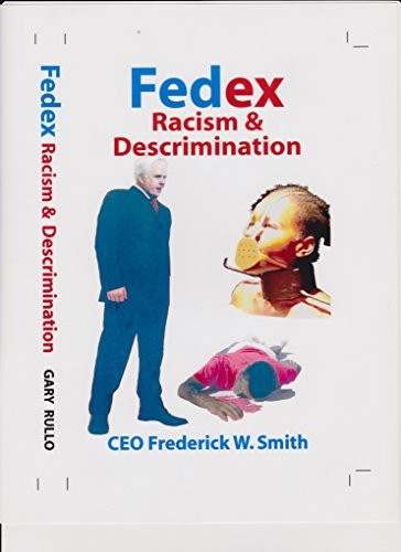 FEDEX  RACISM & DISCRIMINATION (English Edition)