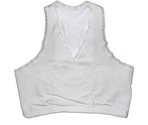Femmes Ex Store Dormant Soutiens - gorge Petit Medium Large et Xl (8-20) 4 Styles Blanc Croisé