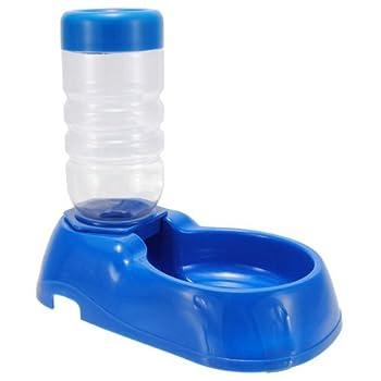 automatique Bol de chien chat Bouteille d'eau potable Distributeur Mangeoire Fontaine 500ml