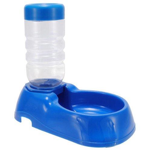 Alimentador automático de mascotas perro gato cuenco botella dispensa
