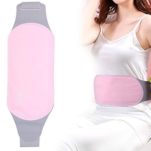 W?rmeg¨¹rtel-Heizkissen, tragbares Uterus-Schmerzlinderungskissen 3 Hitzeeinstellungen Graphen-USB-W?rmekissen Waschbarer Bauchwickelg¨¹rtel zur Linderung von Menstruationsbeschwerden im R¨¹cken