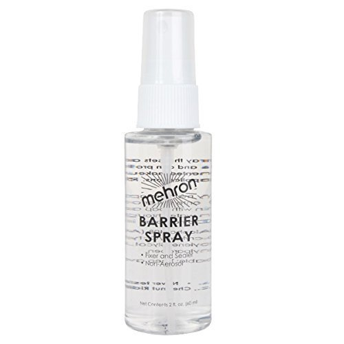 Spray sellador fijador maquillaje Mehron Barrier Spray