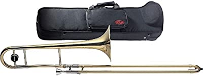 Stagg 21046 – BB Tenor Slide Trombón con funda