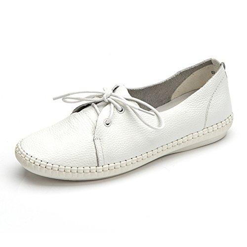Chaussures de fond mou/Chaussures à talon plat/Chute de chaussures de Dame A