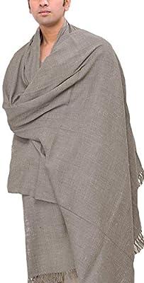 Dhariwal Men's Hot Woolen LOHI/ Shawl (MHDP210,Brown, Free Size)