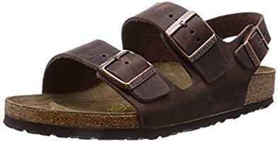 740f3ca5a576 Birkenstock Milano Natural Leather