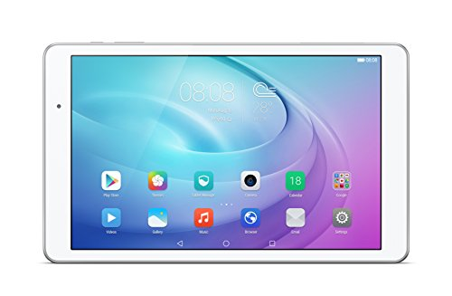 Huawei MediaPad T2 10.0 Pro LTE 25,7 cm (10,1 Zoll) IPS Tablet PC (Qualcomm Snapdragon 615, 2GB RAM, 16GB HDD, Adreno 405 (IGP), 4G LTE, Android 5.1 + EMUI 3.1) weiß
