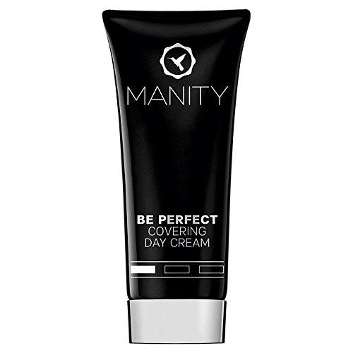 """MANITY \""""BE PERFECT 1\"""" hell Covering Day Cream 40 ml - Getönte Tagescreme (BB Creme, CC Creme, getönte Tagespflege) zur Kaschierung von kleinen Unebenheiten und Rötungen, ideal für SIE und IHN."""