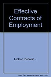 Effective Contracts of Employment