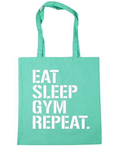 hippowarehouse-eat-sleep-gym-repeat-tote-shopping-gym-beach-bag-42cm-x38cm-10-litres