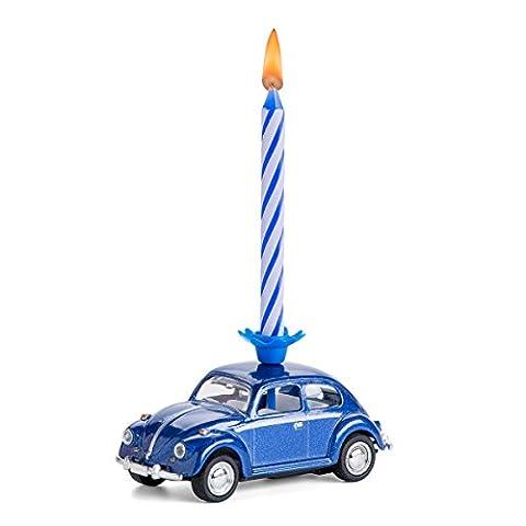 Kerze auf Rädern – VW Käfer (Porsche Parti Di Motore)