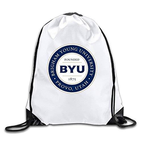 Sporttaschen Turnbeutel Medallion Logo Drawstring Backpacks/Bags Fashion -