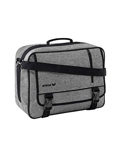 Erima Laptop Tasche grau Melange, 1 -
